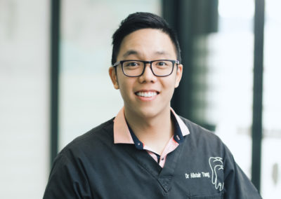 Dr Alistair Tang